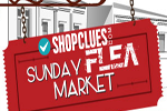 Shopclues Sunday Flea Market Deals