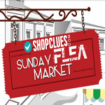 Get More Discount at Shopclues Sunday Offer Flea Market Deals April 2017
