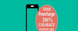 Freecharge Loot : 20 rs Cashback on 10 rs (All users) Peopleskart