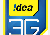 Get Idea 3 Gb 3G Data in Newly Purchased SmartPhones For 3 Months