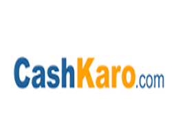 Cashkaro Offers -Free Rs.35 Sign up+Rs.400 Cashback in Bank on Rs.349 Spent