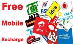 18+ Latest Free Recharge Apps of Refer & Earn + Free Rs. 10 Recharge Sites