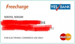 freecharge go master card free virtual credit card
