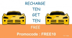 JaldiRecharge Loot Offer - Get Rs. 10 Cashback on Rs. 10