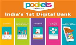 ICICI Bank Pockets wallet Extra Rs. 75 on Adding Rs. 250