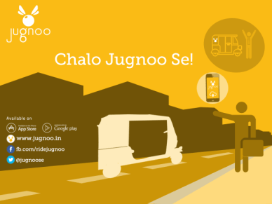 Jugnoo Freecharge Offers - Get Flat Rs. 10 Cashback by Freecharge