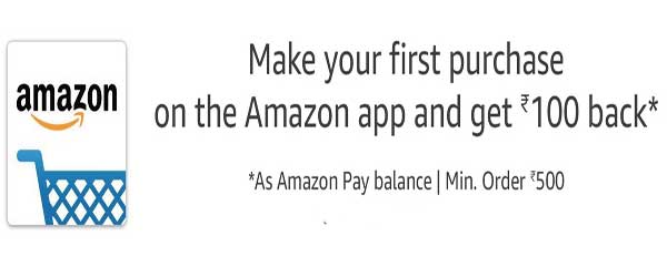 amazon app first purchase offer
