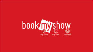 BookMyShow Gift Card Instant Vouchers