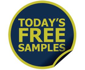 free sample free stuff