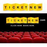 TicketNew Promo Codes 2018 :Phonepe,Amazon,Freecharge Cashback