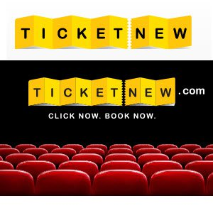 TicketNew Promo Codes Nov 2017 :50% Amazon Cashback, ₹100 Yes Bank Off