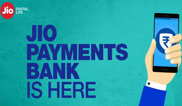 jio payments bank account open