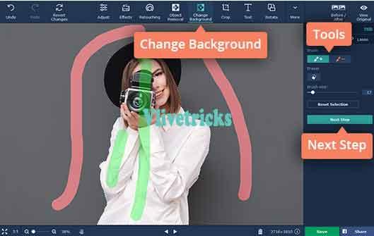 change-background-color