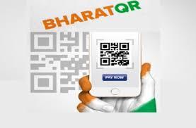 Bharat Qr Code App - Download Cashless Payment Gateway (Cashback Offer)
