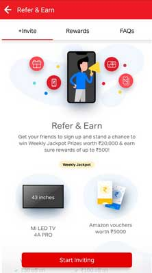 airtel referral link
