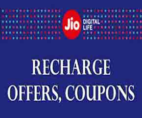 All Jio Recharges Cashback Coupons & Offers Mar 2018 on 11+ Apps