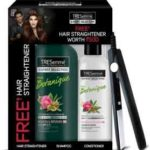 Get Free Amazon Hair Straightener With TreSemme Shampoo at ₹436 Only
