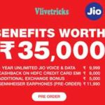 Preorder Jio Google Pixel 2 & Get Rs.35000 Worth Free Benefits Offer