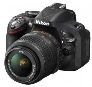Nikon-d5200-Camera details