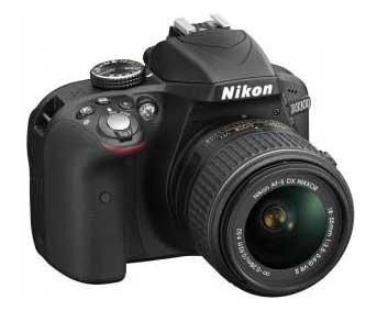 nikon-d3300 dslr camera details