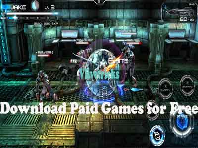 Download paid Android Games For free Using 9apps
