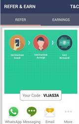 mr voonik app refer and earn
