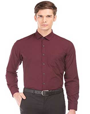 (Wear Loot) Amazon Excalibur Men's Formal Shirts at ₹240 (50%+ Off)