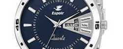(Loot Deal) Amazon -Espoir Analogue White Dial Men Watch in Rs 349