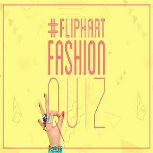 flipkart fashion quiz answers