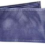 Flipkart Accurate Men Blue Canvas & Fabric Wallet at ₹89 Worth ₹500
