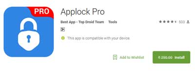 download applock pro for free