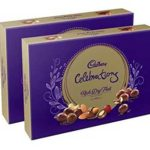 (Best Valentine Gift) Amazon Cadbury Chocolate Rich Dry Fruit Collection in Rs.275