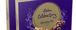 (Best Marriage Gift) Amazon Cadbury Chocolate Rich Dry Fruit Collection in Rs.199