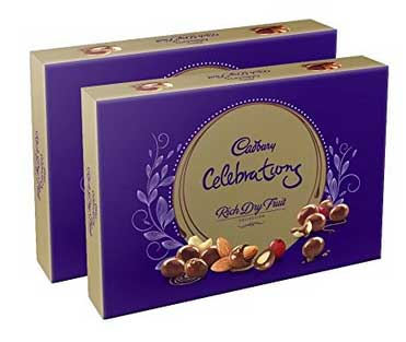cadbury chocolate rich celebration