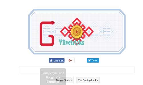 google snake effect