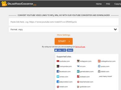 online video converter & Downloader