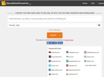 online video converter & Downloader