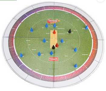 funskool cricket startegy game