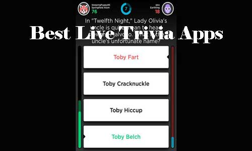Best Live Trivia Apps