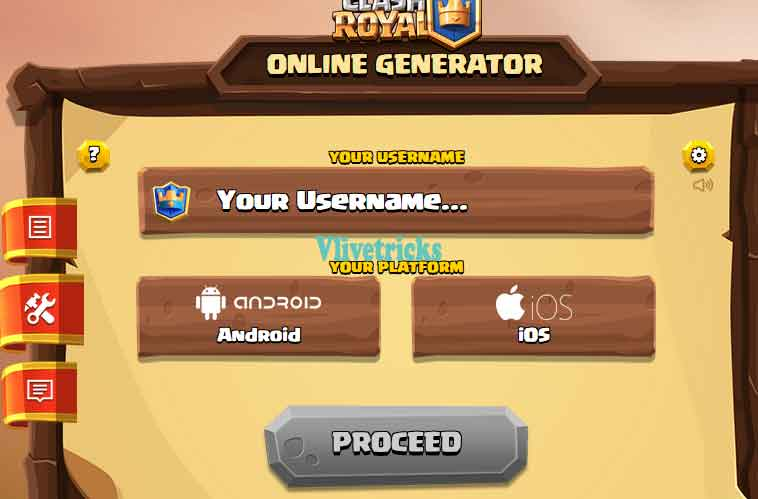 clash-royale hack tool