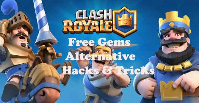 clash-royale free gems