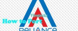 How to Port Reliance GSM Sim (Generate UPC Code From Other Operator Sim)