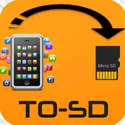 Transfer App Data to SD Card