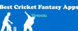 5 Best Fantasy Cricket Apps to Get Real Cash (Free Bonus)
