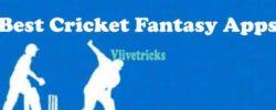 5 Best Fantasy Cricket Apps to Get Real Cash (Free Bonus)
