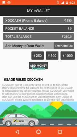 free-xoocash credits