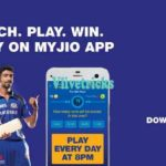 Jio Cricket Play Along 2019 :Answer Quiz & Win Grand Prizes (Trick)