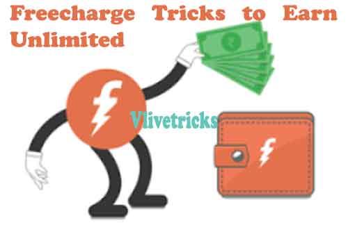 freecharge tricks