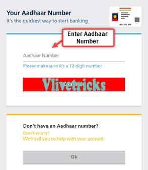 kotak-811-aadhaar-card