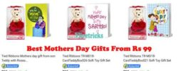 Best 4 Mothers Day Gifts From Son Starting Rs 99 on Flipkart